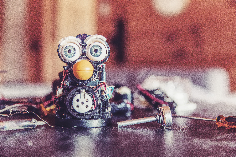 mechanical owl