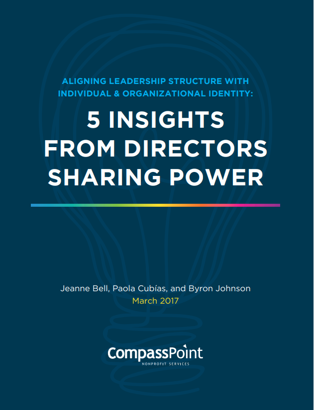 5 Insights From Directors Sharing Power