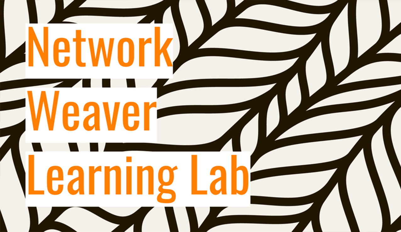 Network Weaver Learning Lab