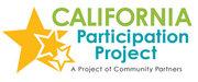 California Participates logo
