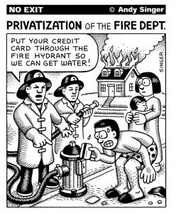 Fire Cartoon